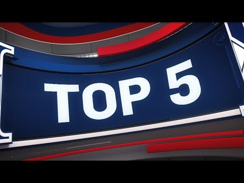 Top 5 Plays of the Night: November 21, 2017