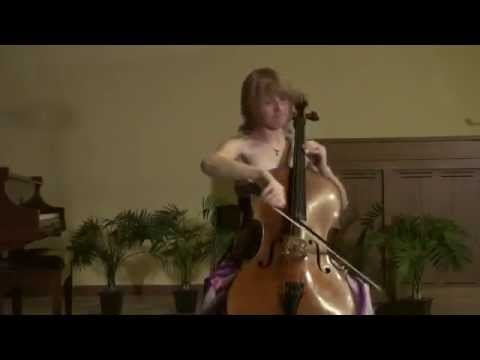 Cassadó Suite for Cello Solo - Anna Litvinenko