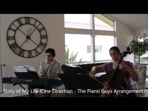 Story Of My Life (One Direction / The Piano Guys) Cover