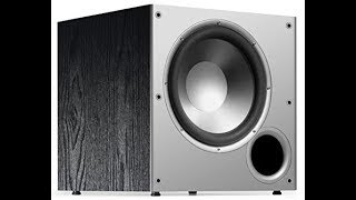 Reviews Spec: Polk Audio PSW10 10-Inch Powered Subwoofer