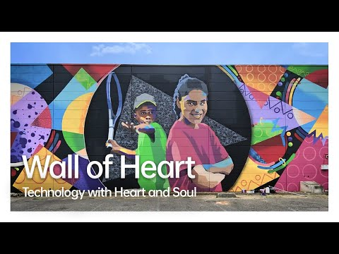 Wall of Heart   Technology with Heart and Soul