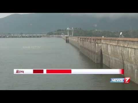 Cauvery water released from Karnataka reaches Mettur dam | News7 Tamil