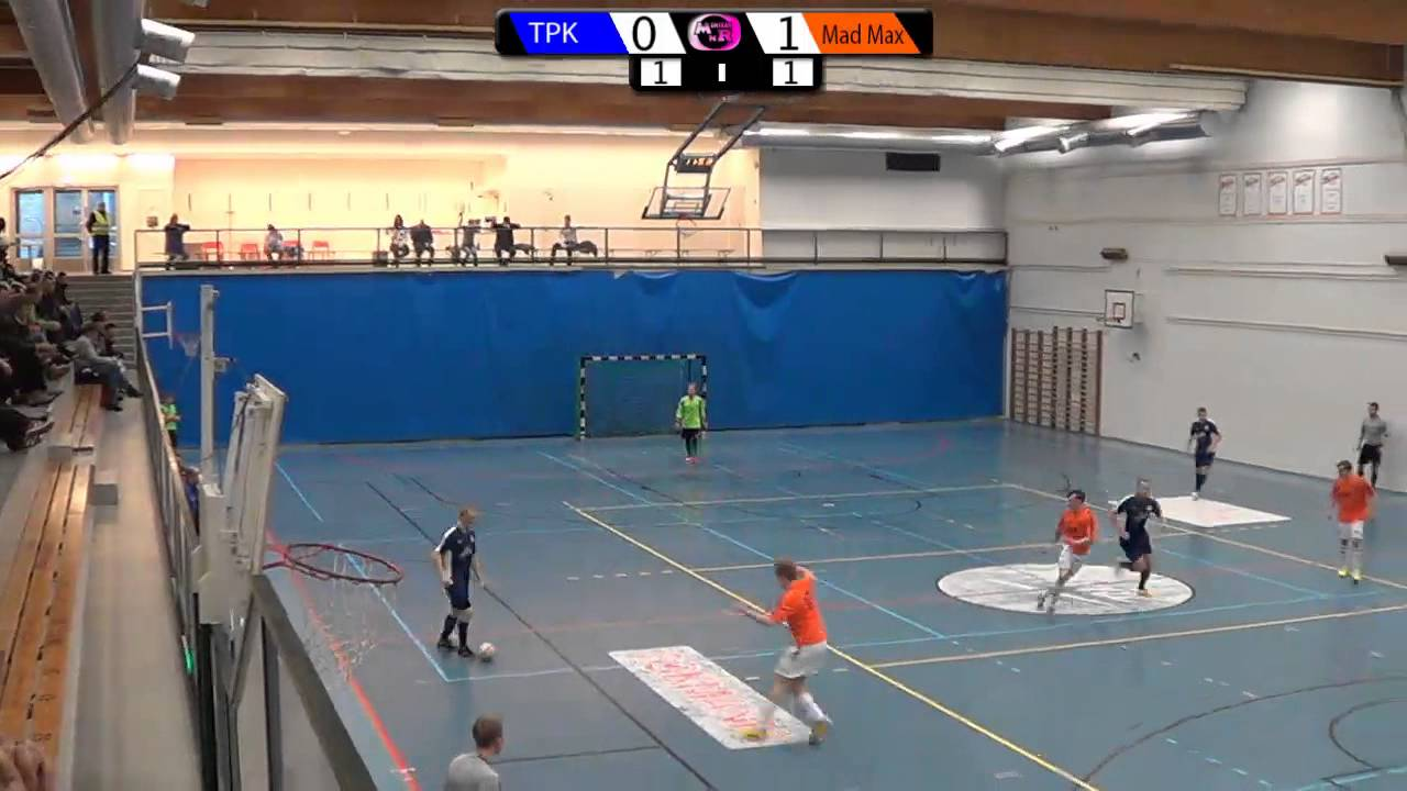 Futsal Mad Max