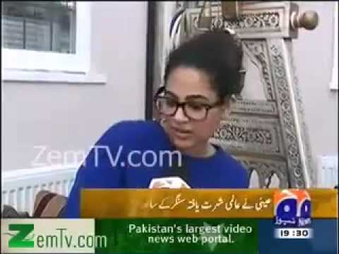 Exclusive   Pakistani Singer Annie New Song Video RELEASED