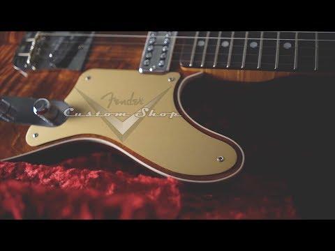 #1 : Fender Custom Shop Artisan Tele