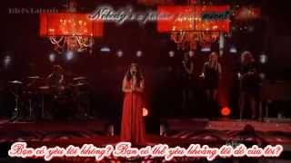 [Kara - Vietsub] Dark Side - Kelly Clarkson Live at 2012 Billboard Music Arwards