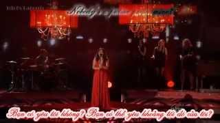 [Kara - Vietsub] Dark Side - Kelly Clarkson Live at 2012 Billboard Music Arwards