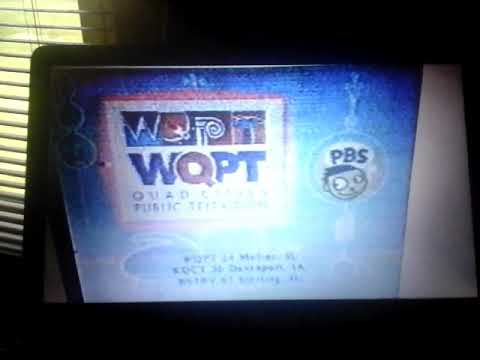 A 2000 WQPT-TV (PBS Kids) Channel 24 Moline, Illinois PBS Member Station Ident In Slow Motion (Fast) thumbnail