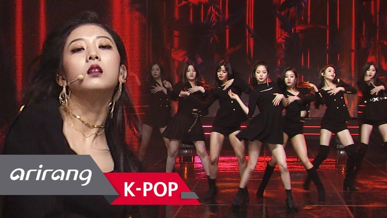 [Simply K-Pop] CLC(씨엘씨) _ Black Dress _ Ep.301 _ 030218