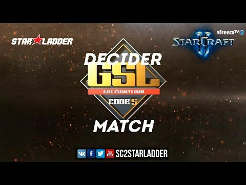 2018 GSL Season 1 Ro32 Group F Decider Match: Trap (P) vs ByuN (T)