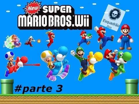 Passando pelo deserto new super mario bros will parte3 youtube - Amis de mario ...