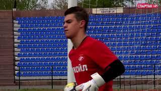 «Спартак»-2004 провел восстановительную тренировку