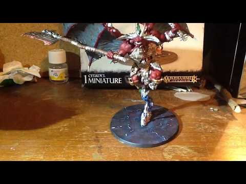The Bloodthirster Model Review