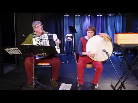 Akkordeon Café Dortmund am 6. November 2017, Teil 1 des Programms