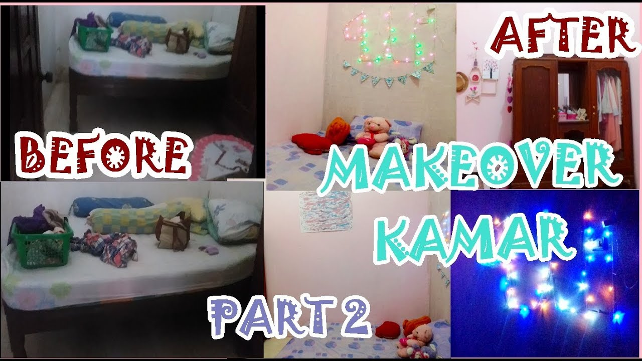 Kamar Kotor Diy Room Decor Indonesia 8 Makeover Kamar Part Ii Kamar