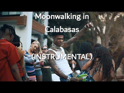 DDG – Moonwalking In Calabasas ft. Blueface (Remix) [FREE instrumental]