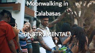 DDG - Moonwalking In Calabasas ft. Blueface (Remix) [FREE instrumental]