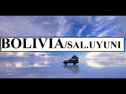 Bolivia/Salar Uyuni/Evo Morales Part 3