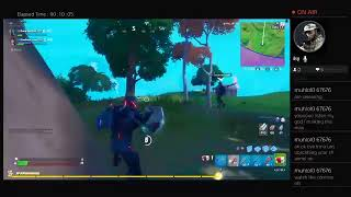 Fortnite Broadcast Party 71 ----Road to 1000 subs----in season 2 of my channel!