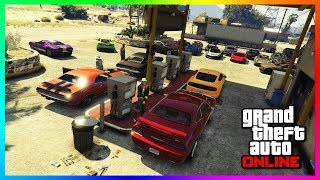 Rockstar Employee Reveals NEW Details About GTA Online - Business DLC Payouts, Cheat Menus & MORE!