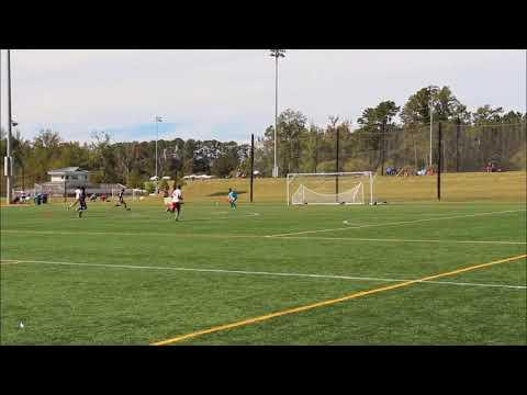 U17 USSDA UFA vs Atlanta United Simon Carlson 2nd Goal & Game Winner