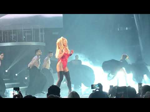 Britney Spears - Baby One More Time - Piece of Me August 11, 2017