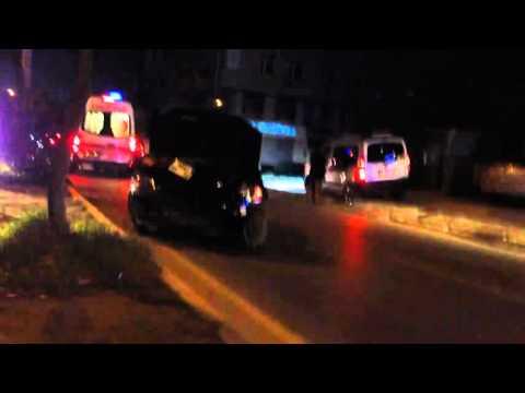 Pendik'te Korkutan Trafik Kazası