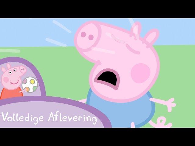 Peppa Pig Nederlands Compilatie Nieuwe Afleveringen | De hik | Tekenfilm | Peppa de Big
