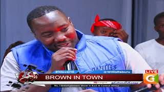 10 OVER 10 | Brown Mauzo exclusive on 10 over 10