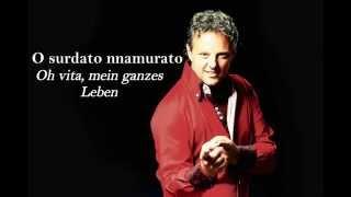 """Graziano - O surdato nnamurato - Oh vita, mein ganzes Leben (""""Ein Traum für Zwei 2014"""")"""