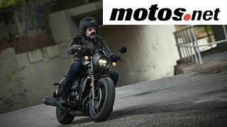 Honda CMX500 Rebel Special Edition 2020 / Prueba / Test / Review en español /motosnet