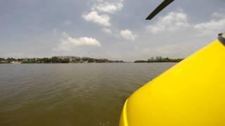 Recorriendo el Río Jamapa de Veracruz en un Autogyro MTO Sport