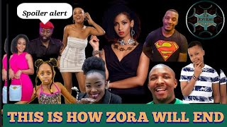 Alma Will be back in Zora, Oscar will Come back to claim Chibale's wealth (Zora Spoilers)