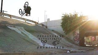 FELIX PRANGENBERG - WTP BMX PATHFINDER SECTION