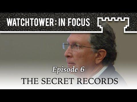 The Secret Records - Episode 6 - Watchtower: In Focus (with Karen Morgan)