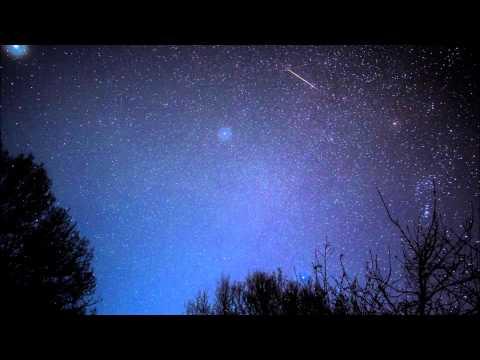 Geminid Meteor Shower timelapse - 35 falling stars in my pocket