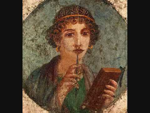 Ancient Greek Music: Sappho's Wedding Hymn (Epithalamion)