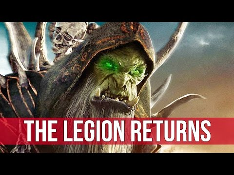 World of Warcraft: Legion - The Burning Legion Returns! (Broken Shores Scenario)
