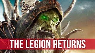 World of Warcraft: Legion - The Burning Legion Returns! (Broken Shores Scenario)