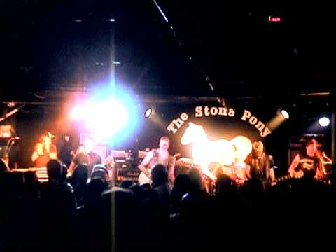 """Pop Evil """"100 in a 55"""" Live at the Stone Pony  Oct/2008"""