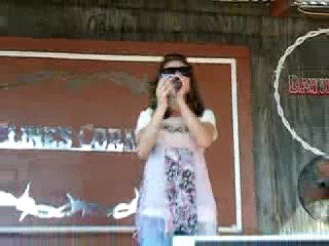 Karaoke on the Mountain