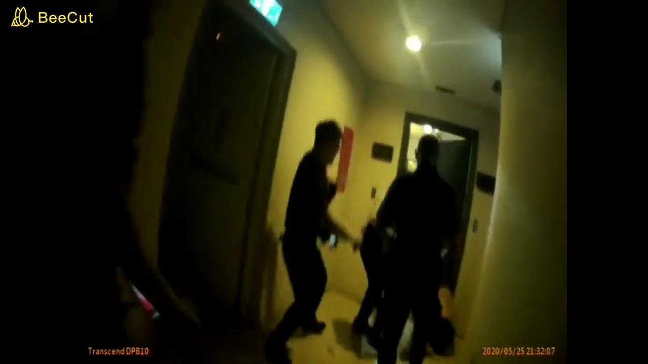 情侶糾紛爆口角 男子竟持空氣槍襲警