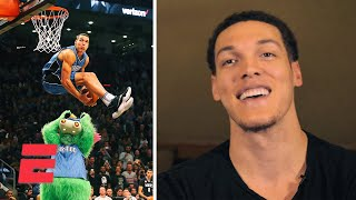 Aaron Gordon relives the 2016 NBA Slam Dunk Contest with Omar Raja | Hoop Streams