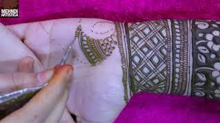 Mehendi ❤️ Mehndi Designs | Henna Mehandi For 2019 Festivals & Wedding Party, Mehndi Ceremony