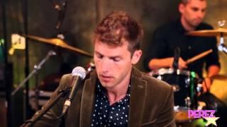 "Jon McLaughlin - ""More Than Me"" (Exclusive Perez Hilton Performance)"
