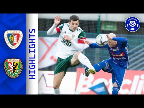 Piast Gliwice Slask Wroclaw Goals And Highlights