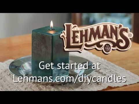 How to Make Candles in Molds