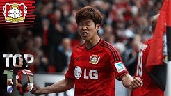 Top 10-Tore von Heung-min Son | Trickreich, wuchtig, abgezockt | Bayer 04 Leverkusen