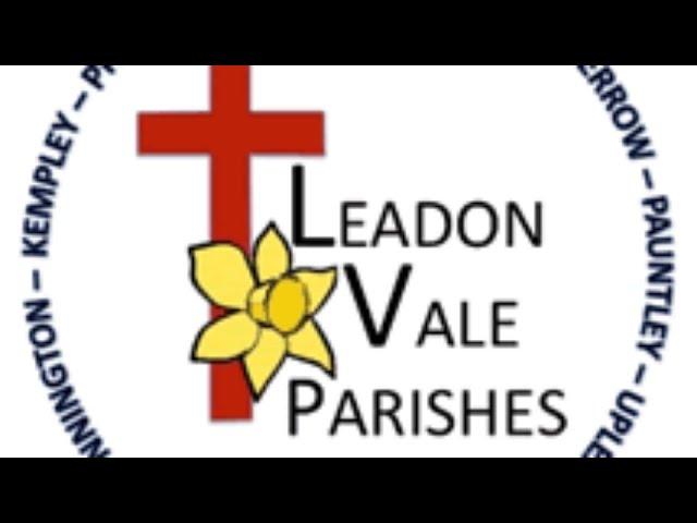 Sunday 28th March Worship - Palm Sunday- Leadon Vale Benefice