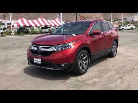 2017 Honda CR-V Moreno Valley, Riverside, Hemet, Perris, Temecula, CA N24607A